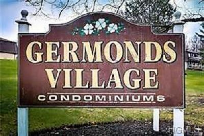 Rockland County Condo/Townhouse For Sale: 2 Germonds Road #11