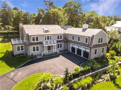 Scarsdale NY Single Family Home For Sale: $5,125,000