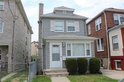 Bronx Single Family Home For Sale: 749 Logan Avenue
