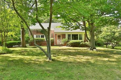 Westchester County Single Family Home For Sale: 725 Old Kensico Road