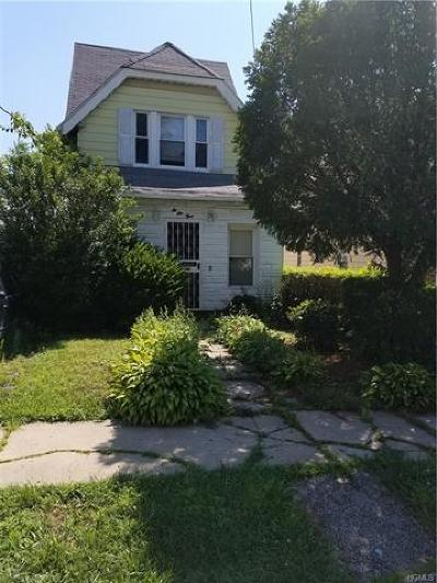 Westchester County Single Family Home For Sale: 663 South 7th Avenue