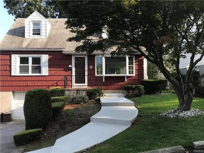Yonkers NY Single Family Home For Sale: $495,000