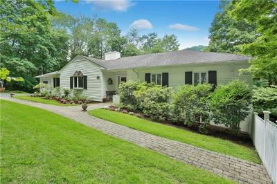 Chappaqua Single Family Home For Sale: 80 High Way