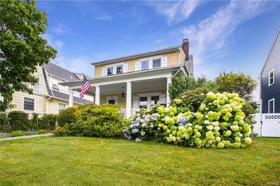 Westchester County Single Family Home For Sale: 49 Chestnut Avenue