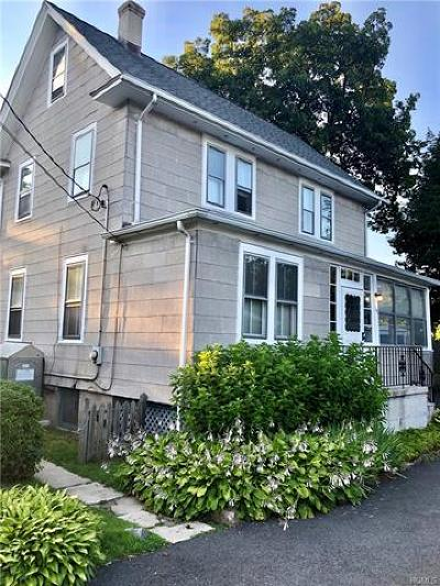 Westchester County Single Family Home For Sale: 60 Orchard Avenue