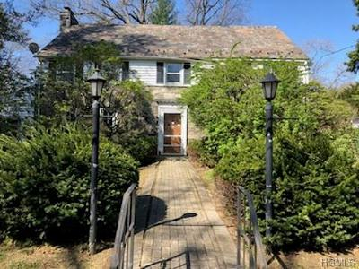 Westchester County Multi Family 2-4 For Sale: 28 Burkewood Road