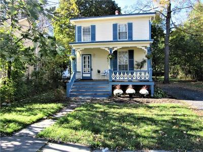 Goshen Single Family Home For Sale: 15 Montgomery Street
