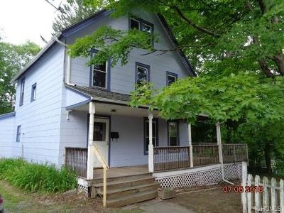 Liberty NY Single Family Home For Sale: $59,900