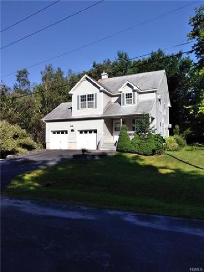 Liberty NY Single Family Home For Sale: $135,000