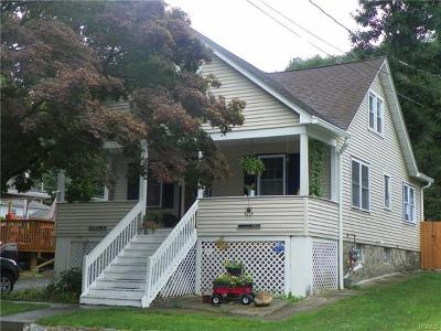 Highland Falls Single Family Home For Sale: 49 West Street