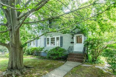 Westchester County Single Family Home For Sale: 209 Davis Avenue