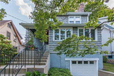 Westchester County Single Family Home For Sale: 52 Putnam Drive