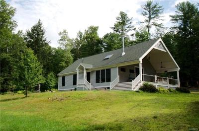 Narrowsburg Single Family Home For Sale: 465 Schalck Road