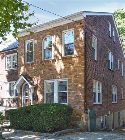 Bronx Single Family Home For Sale: 6031 Delafield Avenue
