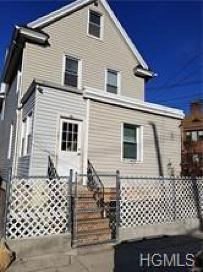 Westchester County Multi Family 2-4 For Sale: 41 Randolph Street #2