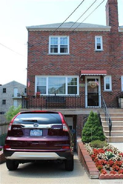 Bronx NY Single Family Home For Sale: $539,000