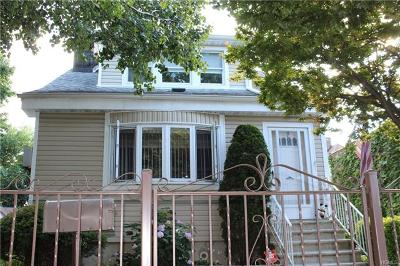 Bronx Multi Family 2-4 For Sale: 859 Logan Avenue