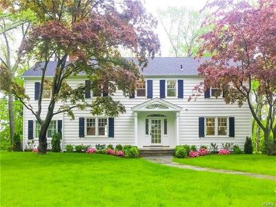 Westchester County Single Family Home For Sale: 36 Hillside Avenue