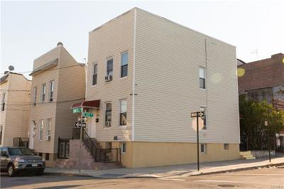 Bronx Multi Family 2-4 For Sale: 3649 Barnes Avenue