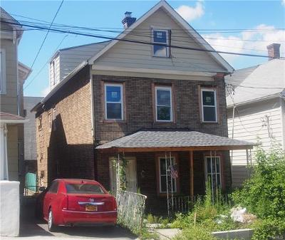 Westchester County Multi Family 2-4 For Sale: 60 Oak Street