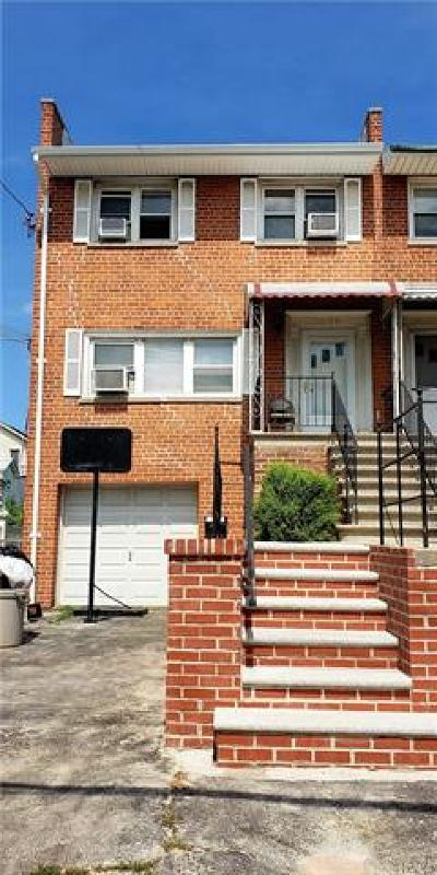 Bronx Single Family Home For Sale: 3558 Mc Owen Avenue