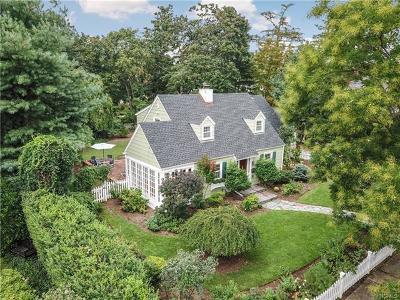 Larchmont Single Family Home For Sale: 70 Magnolia Avenue