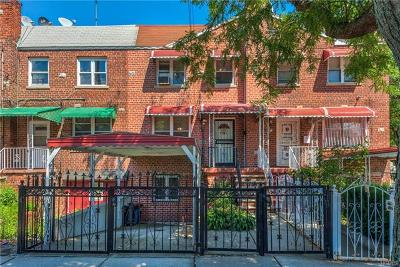 Bronx Single Family Home For Sale: 3302 Paulding Avenue