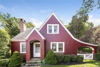 Armonk Single Family Home For Sale: 17 Annadale Street