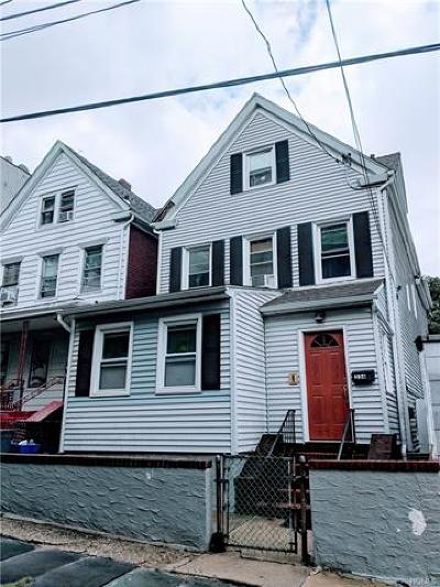 Mount Vernon Multi Family 2-4 For Sale: 334 North Terrace Avenue