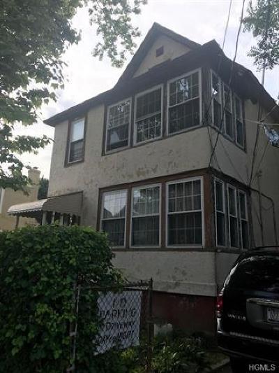 Mount Vernon Multi Family 2-4 For Sale: 31 Madison Street