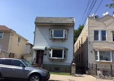 Bronx Multi Family 2-4 For Sale: 2309 Hermany Avenue