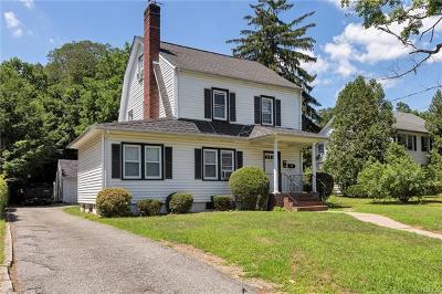 Mount Kisco Multi Family 2-4 For Sale: 90 Grove Street