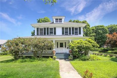 Hartsdale Single Family Home For Sale: 2 Maple Avenue