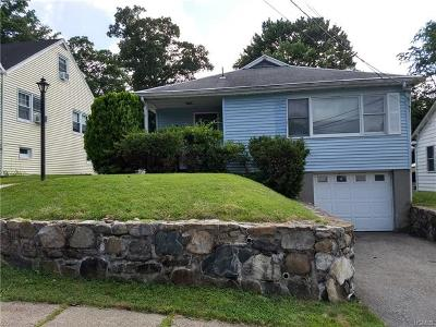 Westchester County Single Family Home For Sale: 71 Elmore Avenue
