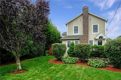 Scarsdale NY Single Family Home For Sale: $1,050,000