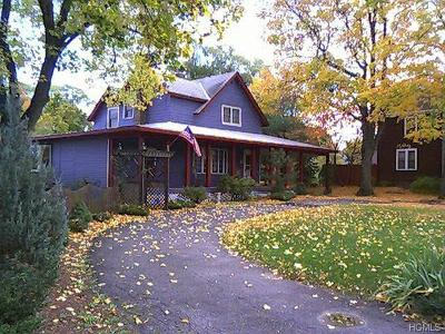 Single Family Home For Sale: 24 New Paltz Road