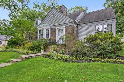 Hartsdale Single Family Home For Sale: 30 Maplewood Road
