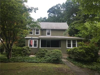 Pearl River Single Family Home For Sale: 12 Center Street