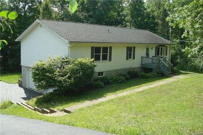 Rhinebeck Single Family Home For Sale: 1552 Centre Road