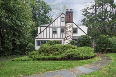 Scarsdale Single Family Home For Sale: 3 Mamaroneck Road