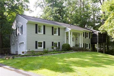 Chappaqua Single Family Home For Sale: 12 Colony Row