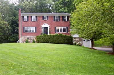 Mount Kisco Single Family Home For Sale: 7 Courtmel Road