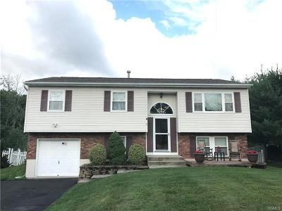 Highland Mills Single Family Home For Sale: 10 Columbia Circle