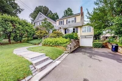 Scarsdale Single Family Home For Sale: 16 Brambach Road
