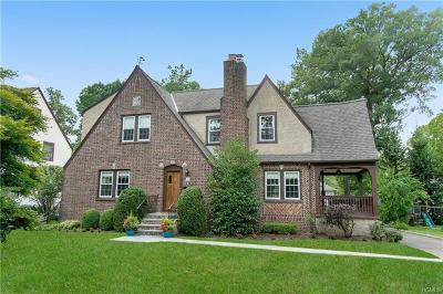 White Plains Single Family Home For Sale: 23 Blackthorn Lane