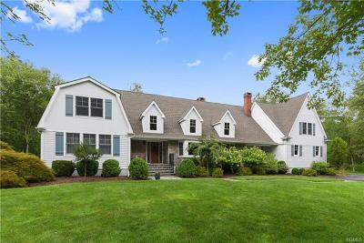 Bedford Hills Single Family Home For Sale: 49 West Patent Road
