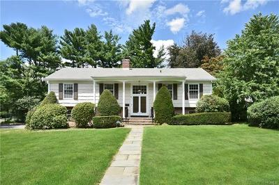 Scarsdale Single Family Home For Sale: 80 Secor Road