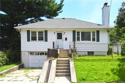 Hastings-On-Hudson Single Family Home For Sale: 6 Rose Street