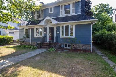 Tuckahoe Single Family Home For Sale: 209 Dante Avenue