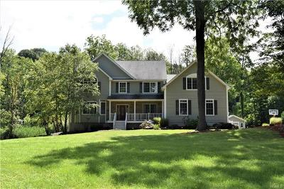 Wappingers Falls Single Family Home For Sale: 410 Sheafe Road